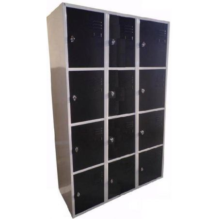 Armoire 12 casiers 400 mm B312