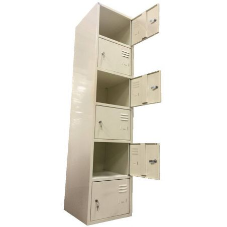 Armoire 6 casiers 400 mm B16