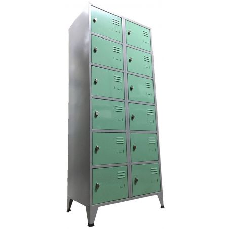 Armoire 12 casiers 300 mm A212