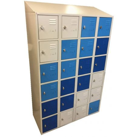Armoire 24 casiers 300 mm