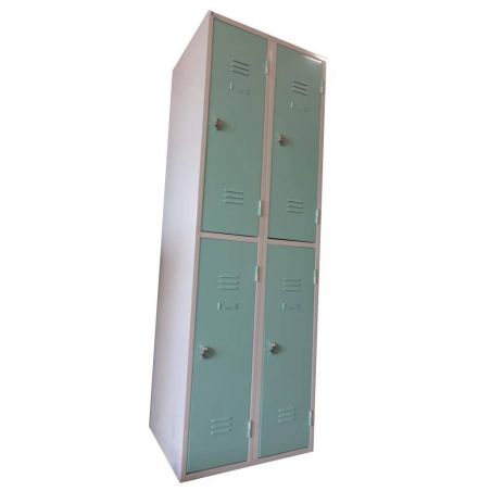 Armoire 4 casiers 400 mm