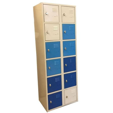 Armoire 12 casiers 400 mm B212