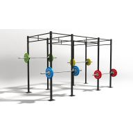 Structure Magnum cross training XFORCE THREE, Cages limited series