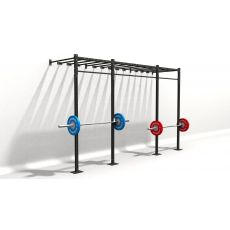 Structure Magnum cross training WMONKEY THREE Cages limited series  BSA PRO