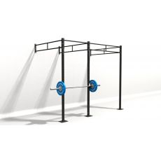 Structure Magnum cross training WFORCE TWO Cages limited series  BSA PRO
