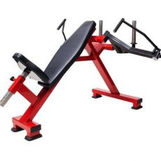 Incline fly 3XL Machine Charge Libre BSA PRO