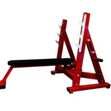 Banc olympique plat 3XL Bancs Musculation  BSA PRO