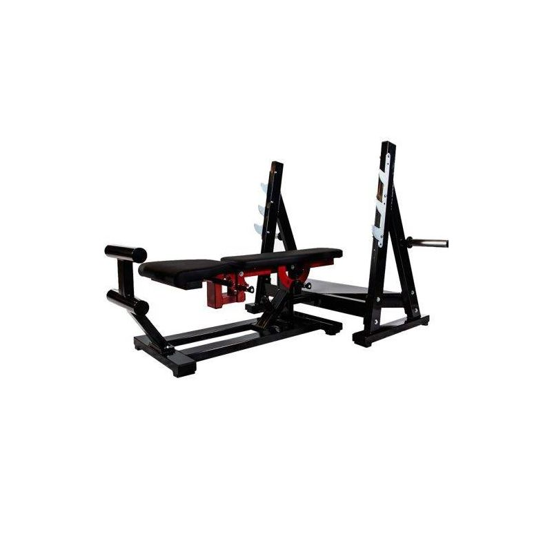 Total banc olympique 3XL, Bancs Musculation