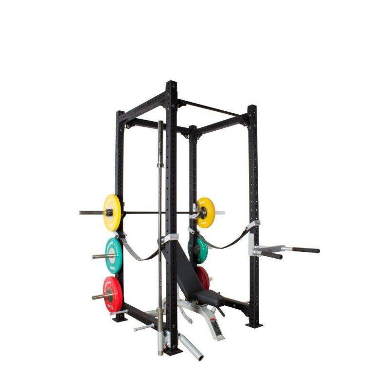 Power rack plus, Squat et powerlift