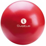 Ballon paille 25 cm rouge, Pilates et Yoga