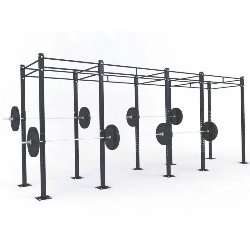 STRUCTURE CROSS TRAINING 5.77 x 1.20 x 2.75 m Cages Cross training centrales