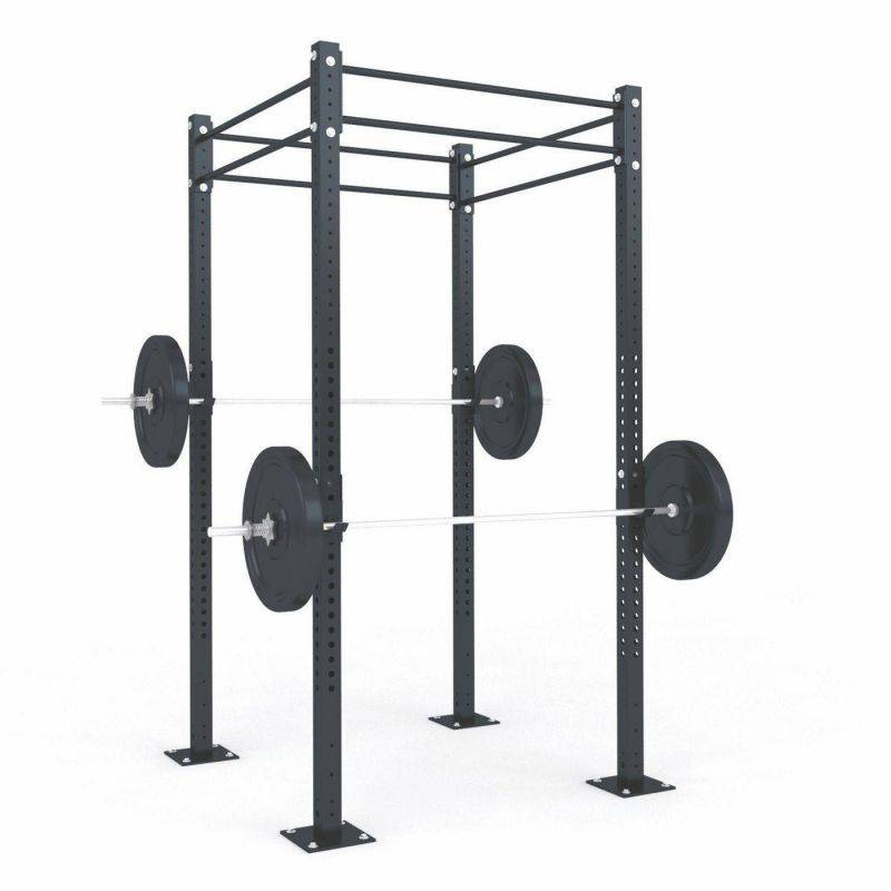 STRUCTURE CROSS TRAINING 1.20 x 1.80 x 2.75 m Cages Cross training centrales
