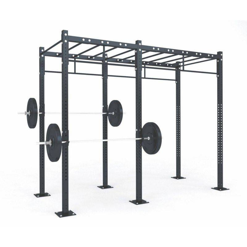 CROSS TRAINING RIG 292 x 120 x 275 cm Cages Cross training centrales