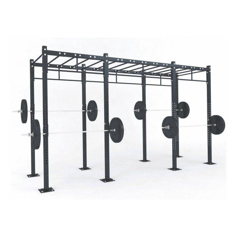 CROSS TRAINING RIG 405 x 120 x 275 cm Cages Cross training centrales