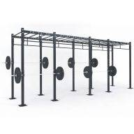 CROSS TRAINING RIG 577 x 120 x 275 cm