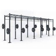 CROSS TRAINING RIG 690 x 120 x 275 cm