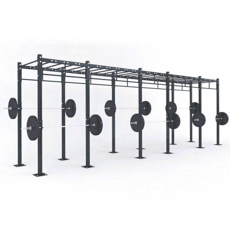 CROSS TRAINING RIG 690 x 120 x 275 cm Cages Cross training centrales