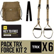 TRX Force TACTICAL PACK X 6, TRX Equipement