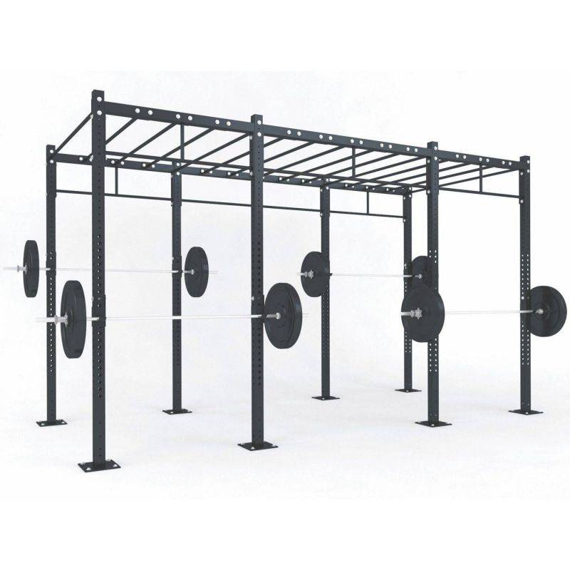CROSS TRAINING RIG 405 x 180 x 275 cm Cages Cross training centrales