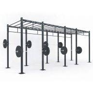 CROSS TRAINING RIG 577 x 180 x 275 cm