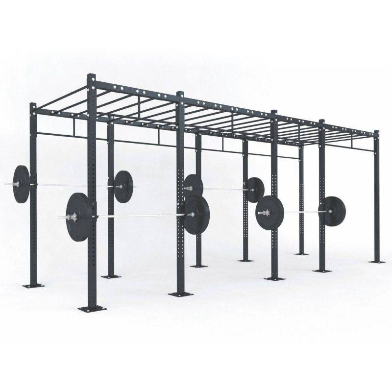 CROSS TRAINING RIG 577 x 180 x 275 cm Cages Cross training centrales