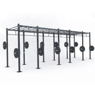 CROSS TRAINING RIG 690 x 180 x 275 cm
