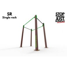 Single Rack Parc 44 m² Street Workout, Street Workout
