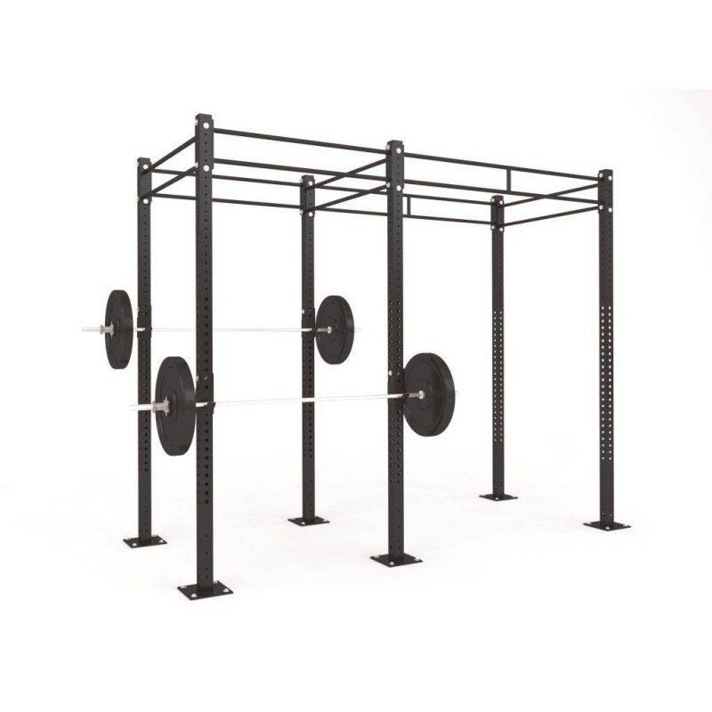 STRUCTURE CROSS TRAINING 2.92 x 1.80 x 2.75 m Cages Cross training centrales