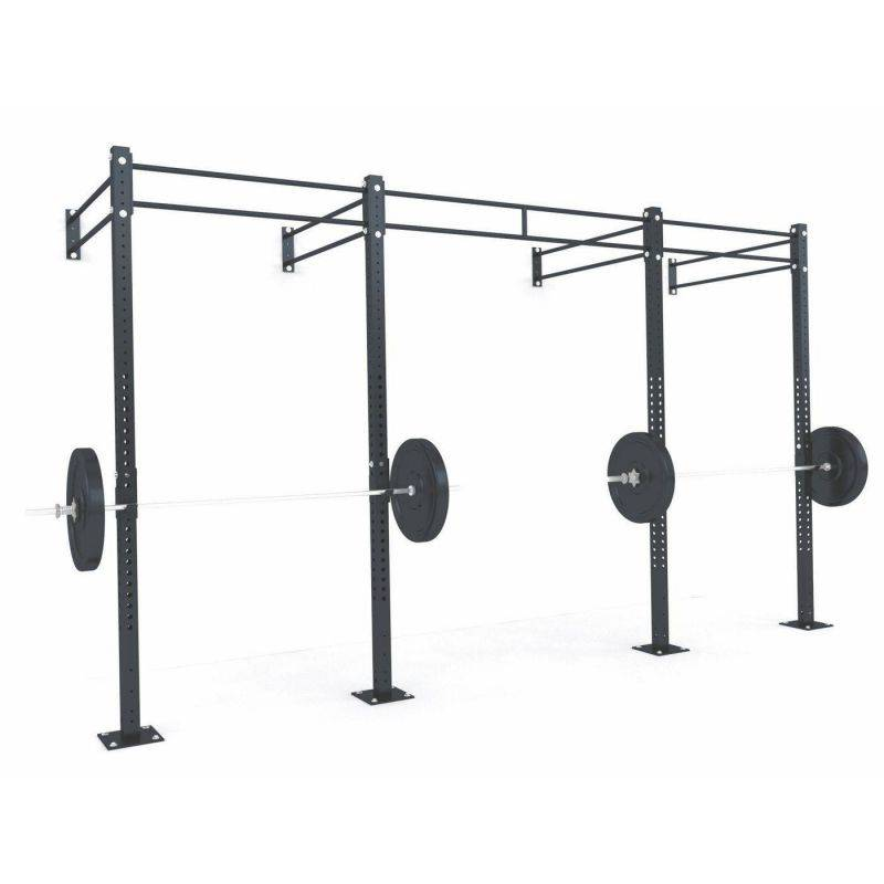 Cage cross training murale 4.05 x 1.72 x 2.75 m, Cages Cross training murales