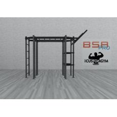 Multi Station CUBIX small, Cages functional training