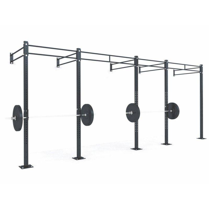 Cage cross training murale 5.77 x 1.72 x 2.75 m Cages Cross training murales