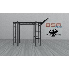 Multi Station CUBIX large Cages functional training