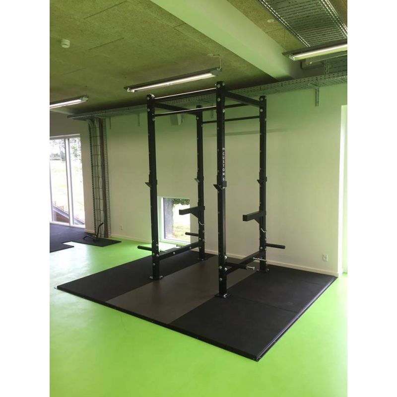 Grand Rack MM CUSTOM GYM, Haltero strong force