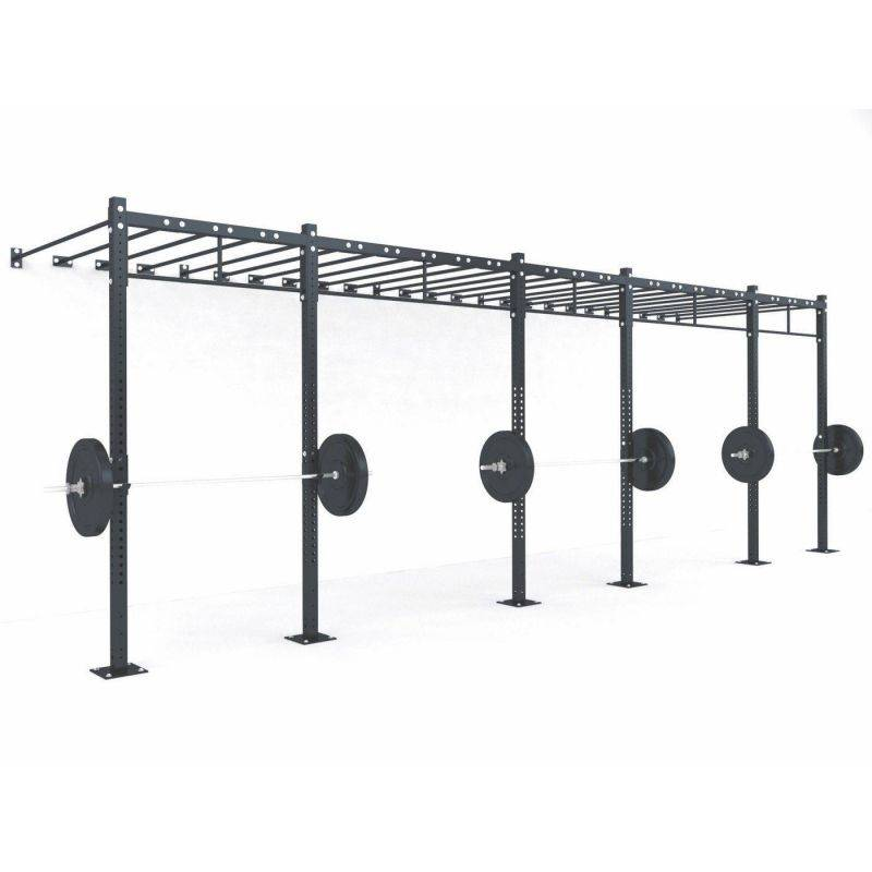 Cross training Rig murale 690 x 112 x 275 cm Cages Cross training murales