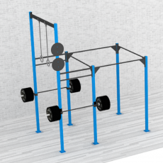 Cage Cross Training Competition CUSTOM GYM CTC01 BSA cages Cross Training  BSA PRO