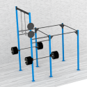 Cage Cross Training Competition CUSTOM GYM CTC01, BSA cages Cross Training