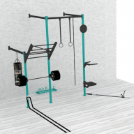 Cage Cross Training Wall CUSTOM GYM W01
