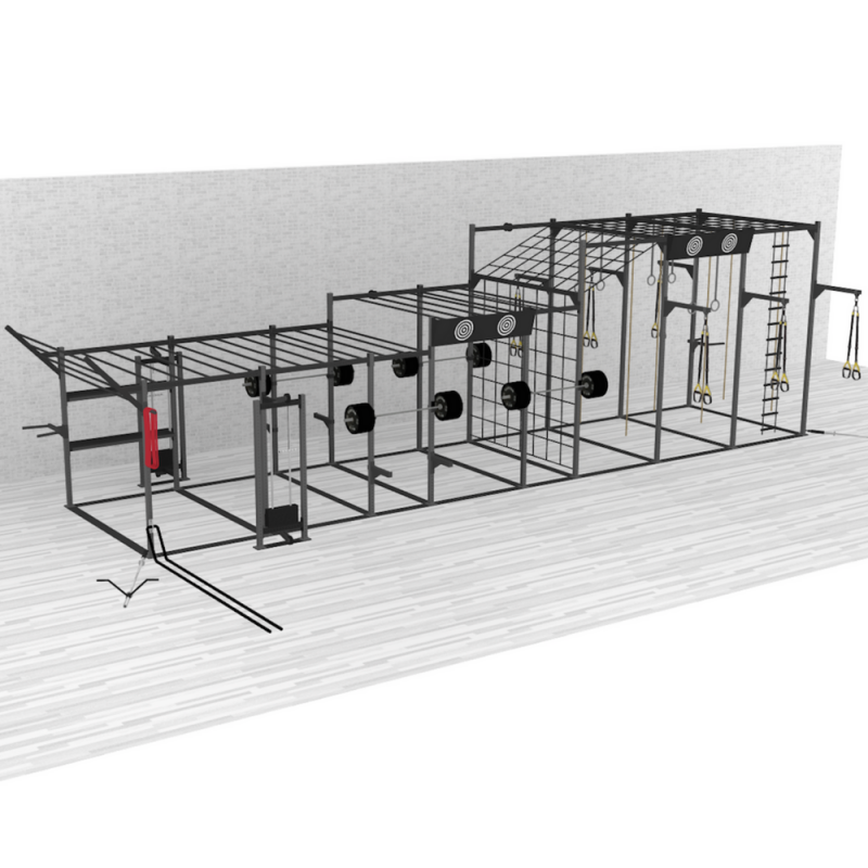 Cage Cross Training Conception CUSTOM GYM C02, BSA cages Cross Training