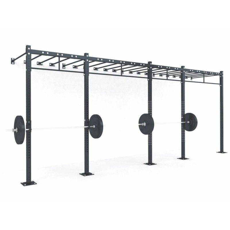 Cross training Rig murale 577 x 172 x 275 cm Cages Cross training murales
