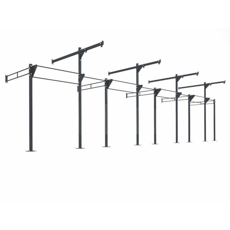 Cage cross training murale 1147 cm Cages Cross training murales
