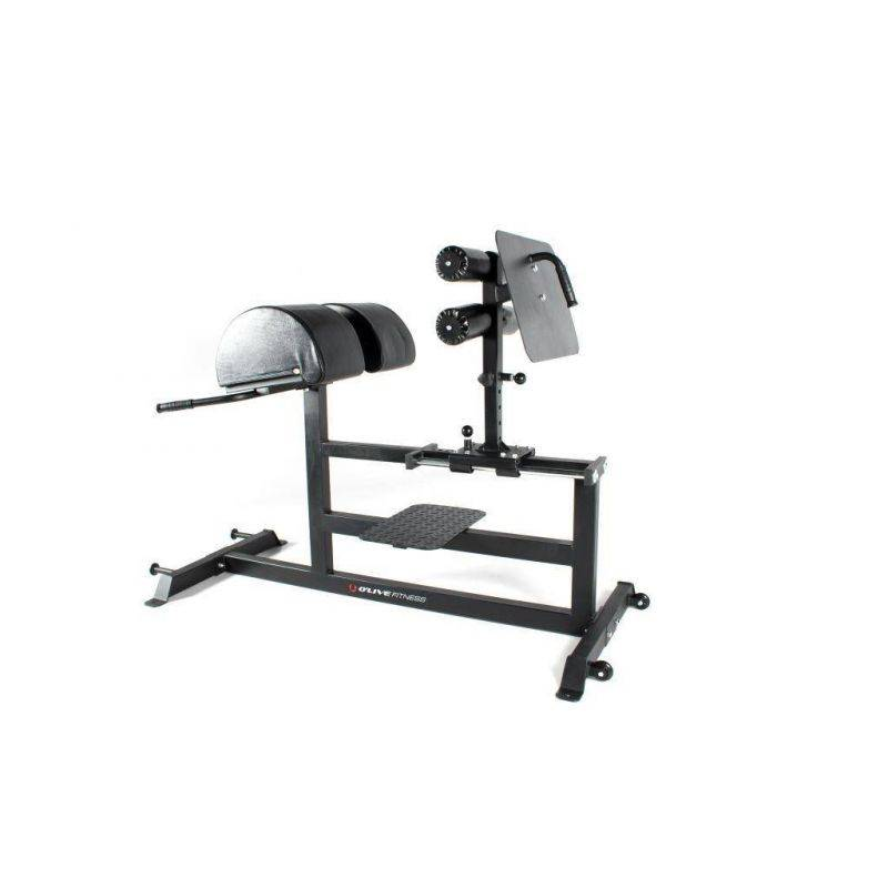 GHD PRO, Haltero strong force