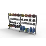 Rack fonctionnel double personnalisable two, Racks Functional Training