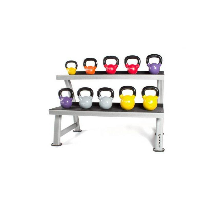 Rack pour kettlebells gris, Racks Functional Training