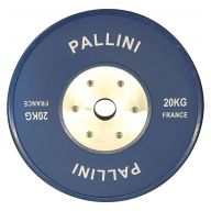 Bumper Cross Training 20 kg PALLINI