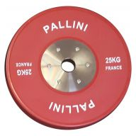 Bumper Cross Training 25 kg PALLINI