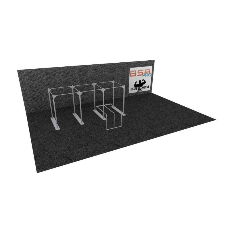 Cage Cross Training Dip Station CUSTOM GYM DS02, BSA cages Cross Training