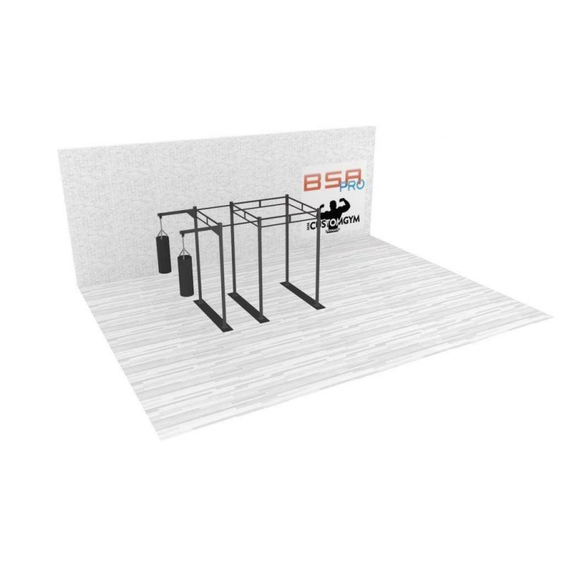 Cage Cross Training CUSTOM GYM CT11, BSA cages Cross Training