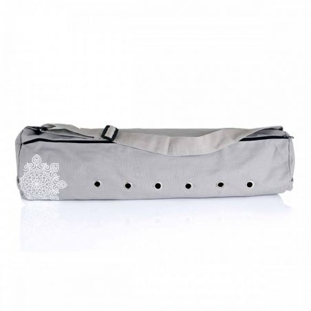 Sac de transport Yoga gris