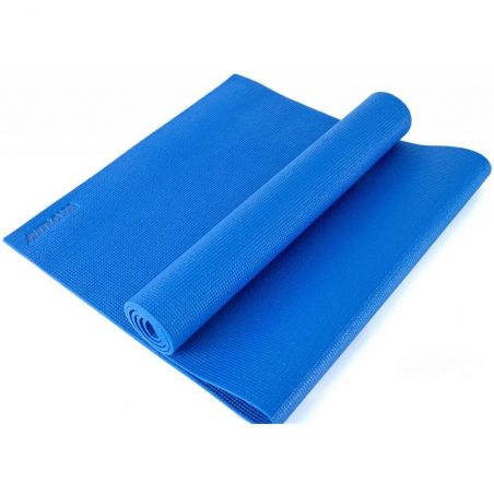 Tapis de Yoga Eco Friendly bleu 180 cm