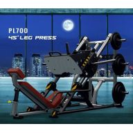 Plate Load LEG PRESS 45° BH PL700, Plate load